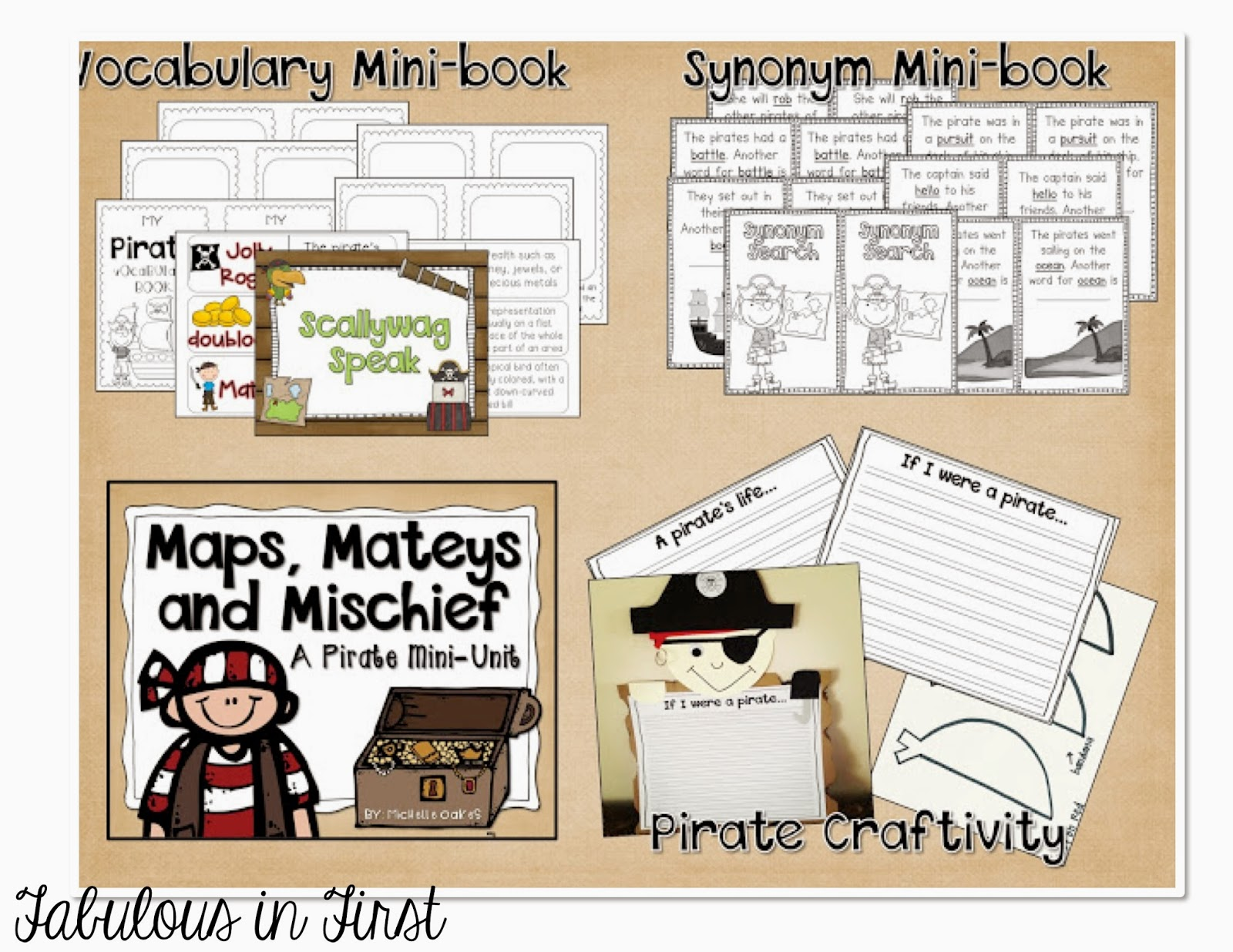 http://www.teacherspayteachers.com/Product/Maps-Mateys-and-Mischief-A-pirate-map-skills-unit-638581
