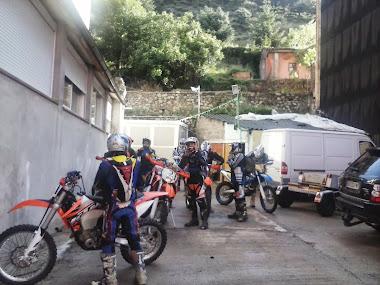 moto de montaña