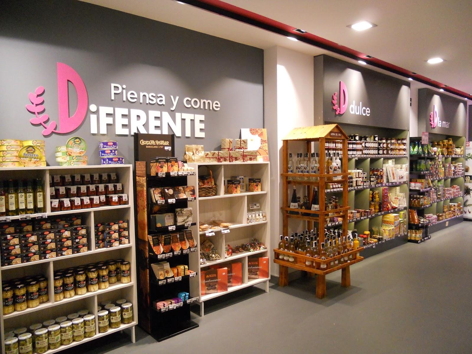 El paladar cr tico nueva tienda de alimentaci n y delicatessen diferente - Como montar una vinoteca ...