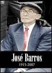 Jose Barros Net Worth