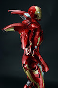 TOY NEWS FOR 3/23/2013NECAAVENGERS1/4 SCALE IRON MAN MARK VII