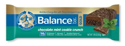 Chocolate Mint Balance Bar