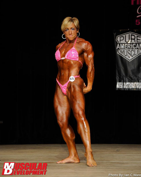Wendy Watson Female Muscle Bodybuilding Blog