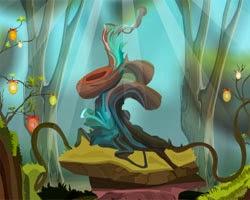 Juegos de Escape Mystic Forest Escape