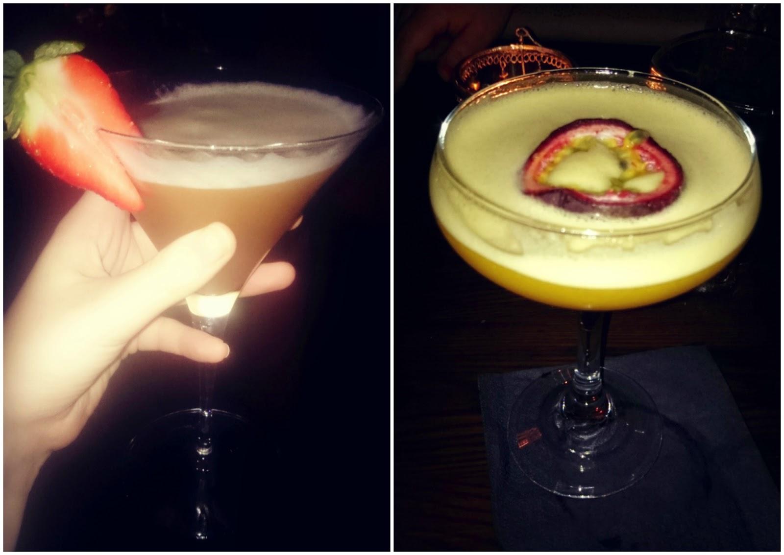 Barts Bar London Cocktails