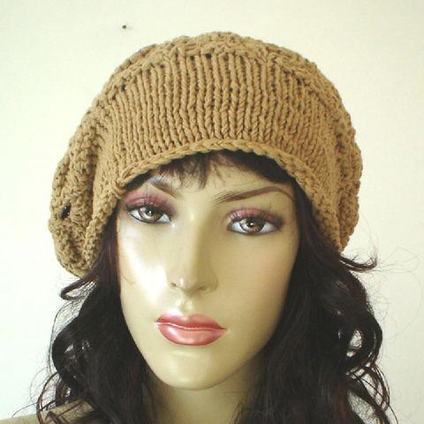 Knitting Patterns Ladies : knitting models: ladies knitted hat patterns 2012