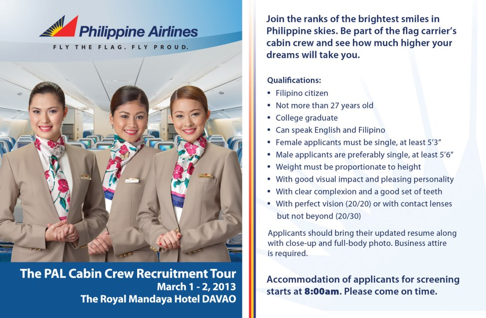 Flydubai pilot jobs news for airline pilots and aviation for Cabin crew recruitment agency philippines
