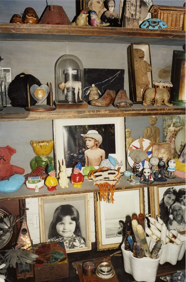 Helena Christensen maison nyc
