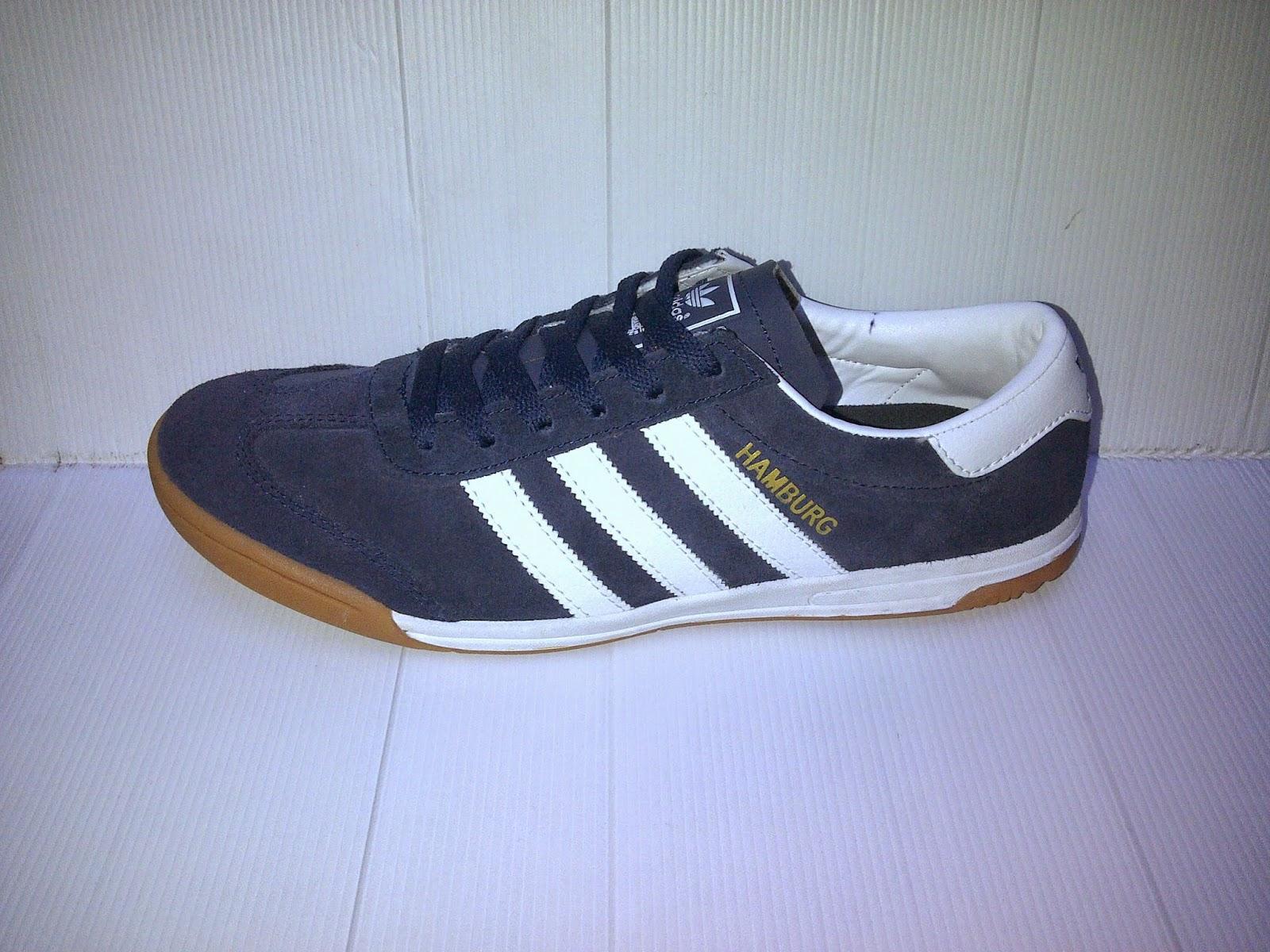 8756d9f3c6662e Sepatu Adidas Hamburg - Grosir Sepatu Casual