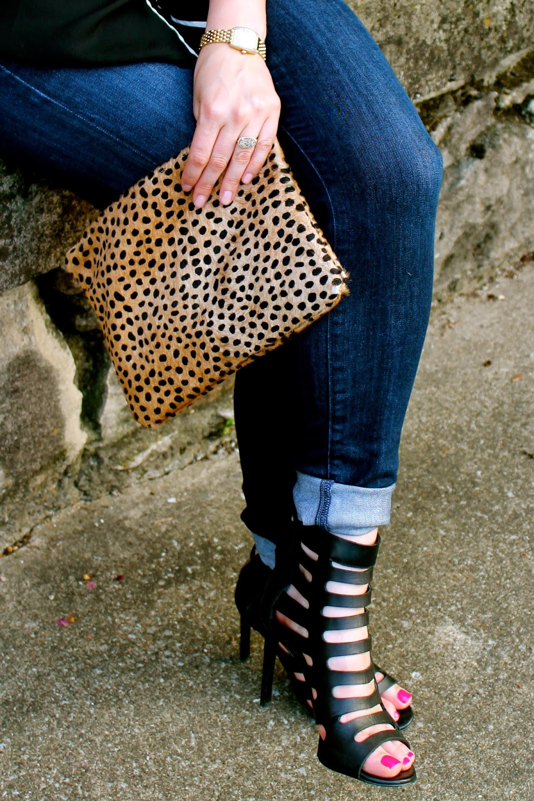 Ceri Hoover, DV Shoes, Essie