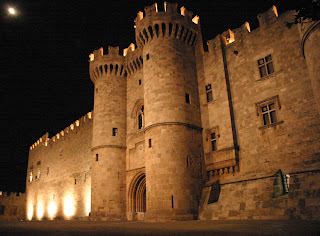 Rhodes Island - Castle of the Knights - Greece