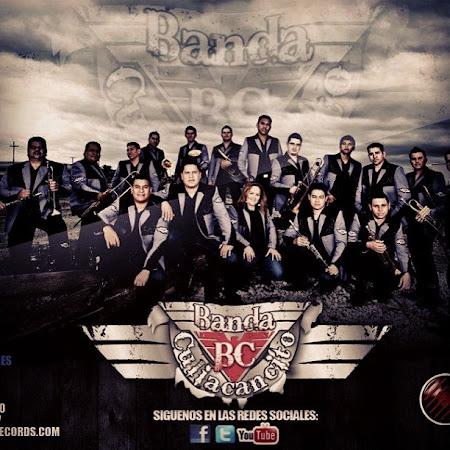 Banda Culiacancito - En Vivo Desde San Jeronimo CD2 (Disco 2012)