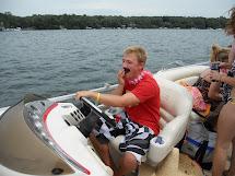 Bachelorette Pontoon Party Boat