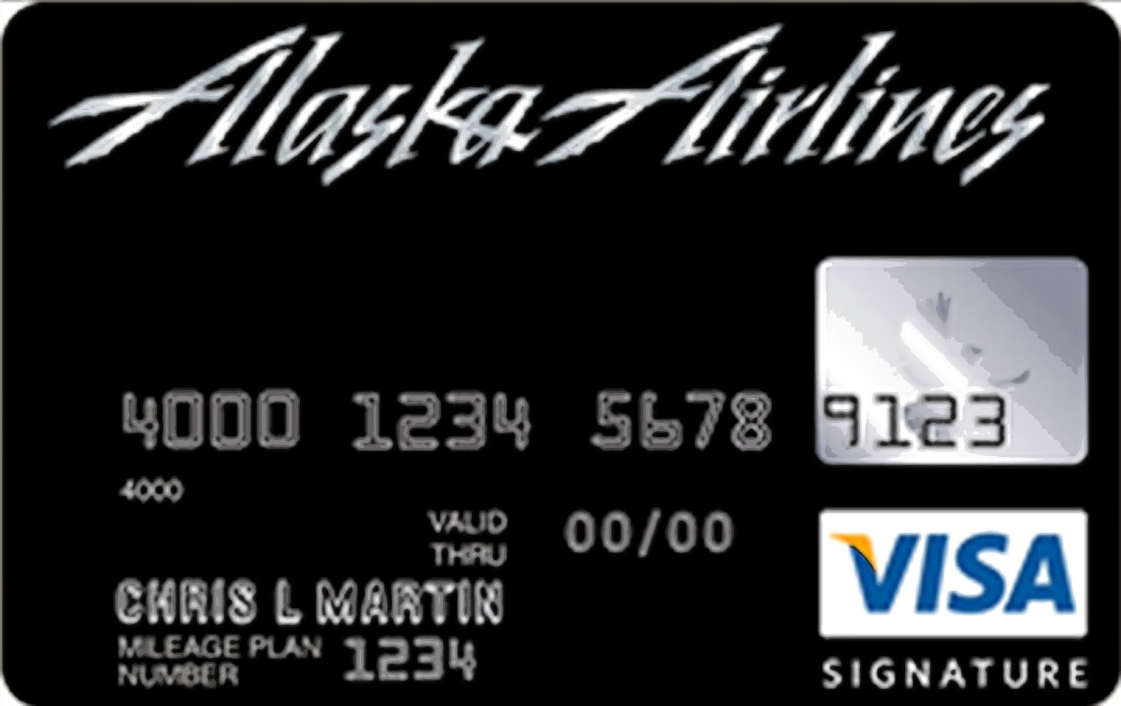 Business Credit Card Alaska Airlines Choice Image Card Design And