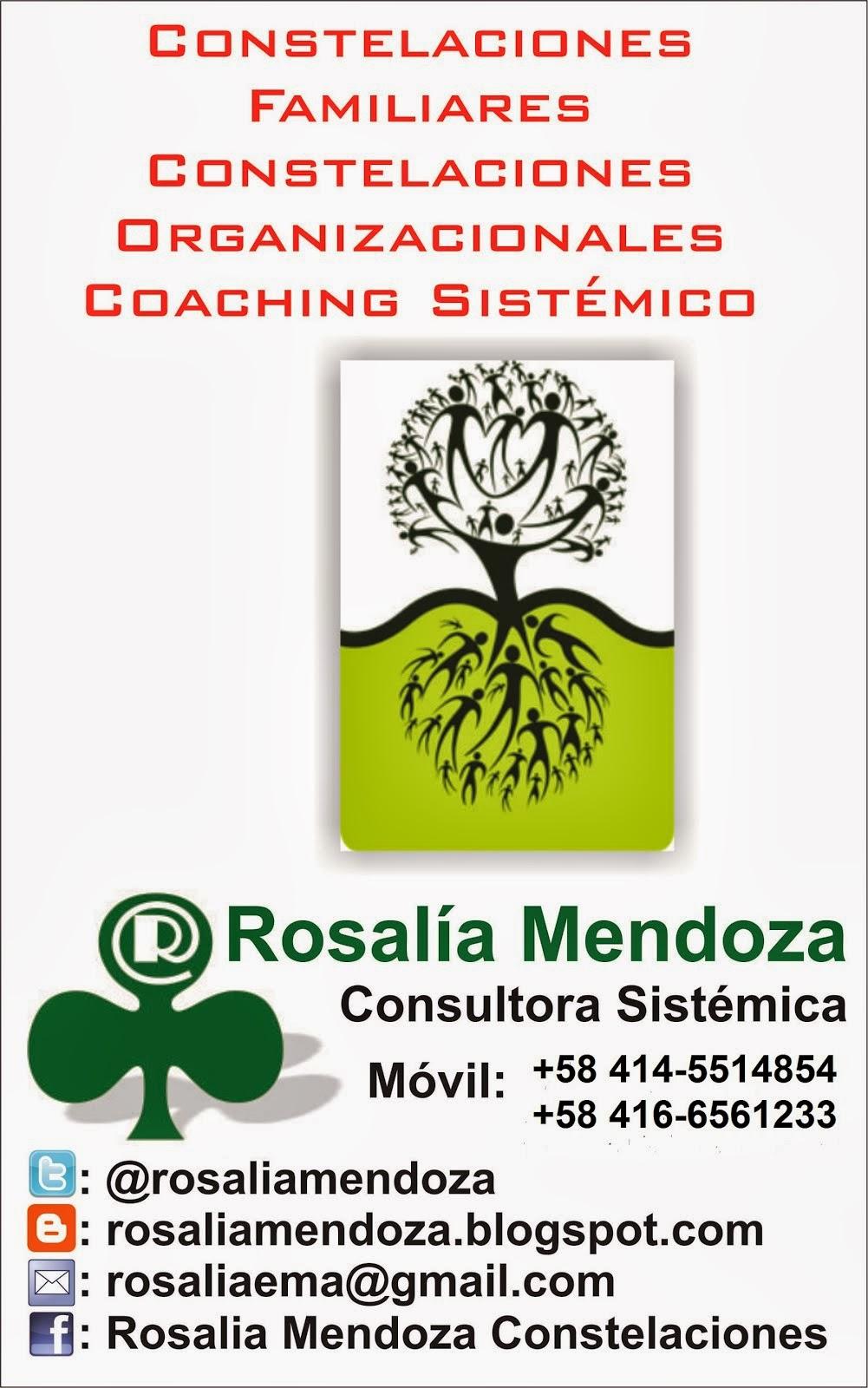 Rosalía Mendoza