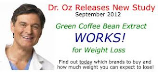 Dr oz grønne kaffebønner grønn cofee ekstrakt