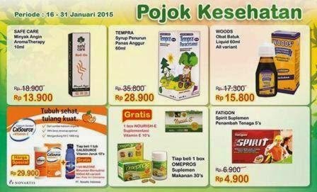 Harga Katalog Promosi Minggu Ini Minggu Ke 4 Januari 2014