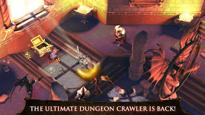 Dungeon Hunter 4 MOD Offline apk + data v1.1.0