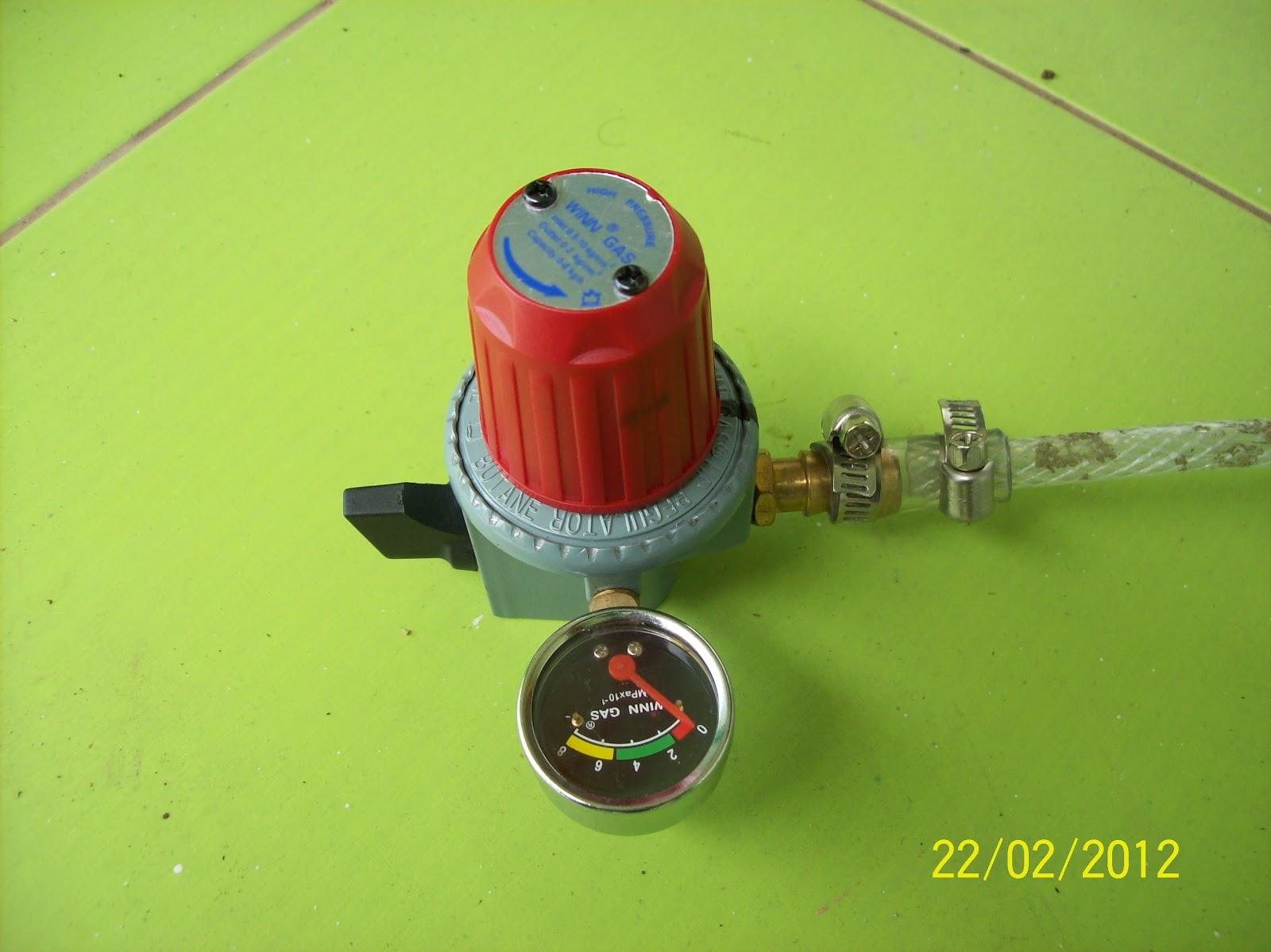 Gambar 1. High Pressure Regulator