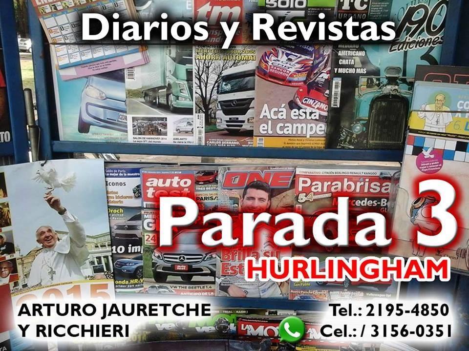 PARADA 3 HURLINGHAM