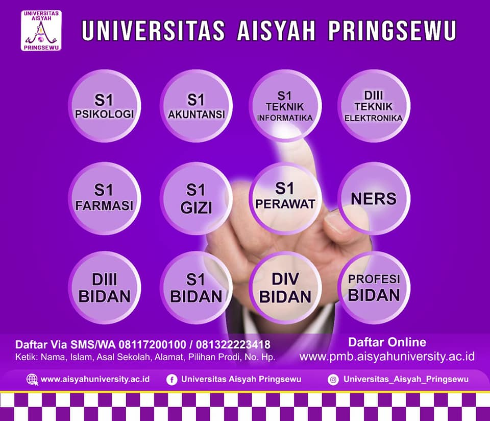 Coba Geh Program Studi Kampus UAP Universitas Favorit di Pringsewu
