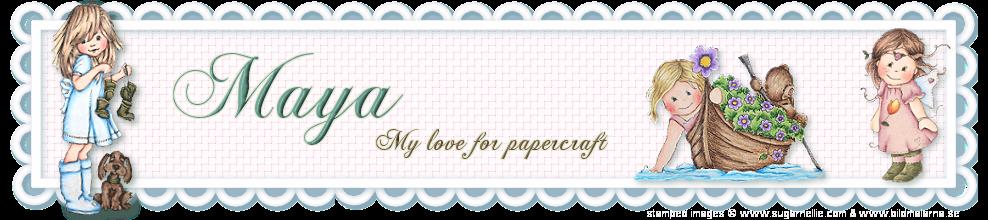 Mayas Hobbyblogg
