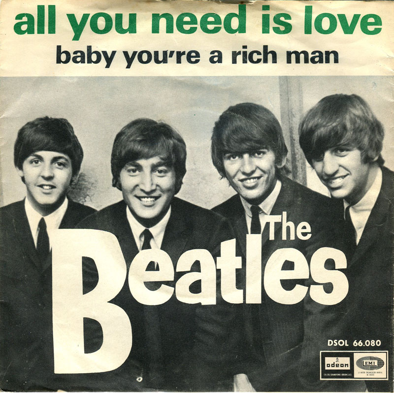 ■All You Need Is Love 和訳&歌...