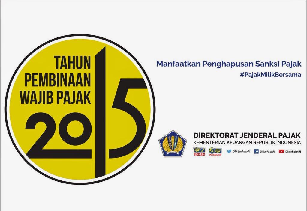 Tahun Pembinaan Wajib Pajak 2015