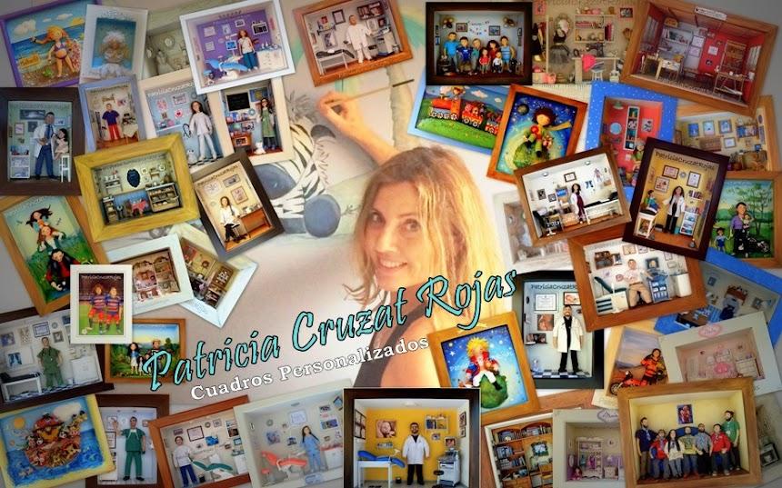 Patricia Cruzat Artesania y Color