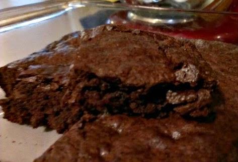 scharffen berger fudgy brownies 2