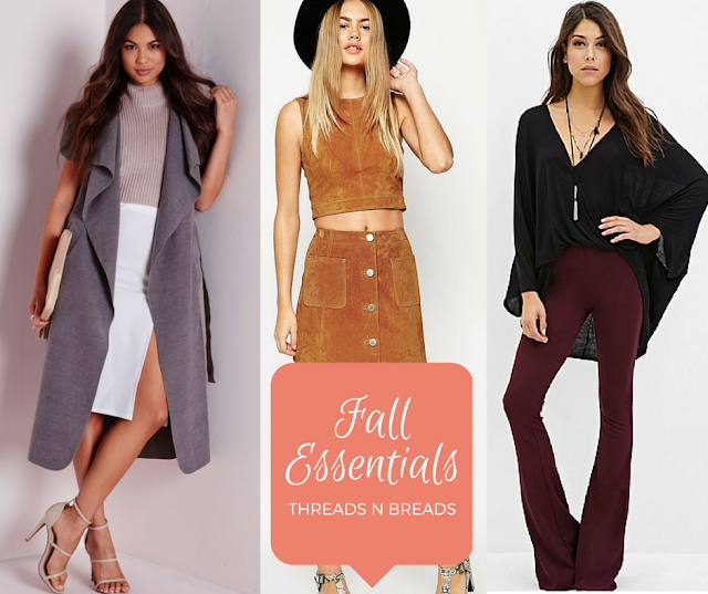 5 Fall Essentials
