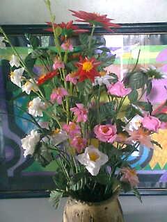 SULIANDARI BLOG: Kerajinan Tangan (Bunga)