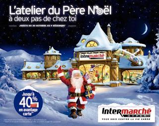 Le blog des produits 100 rembours s intermarch no l 2012 catalogue interactif des jouets - Pere noel interactif ...