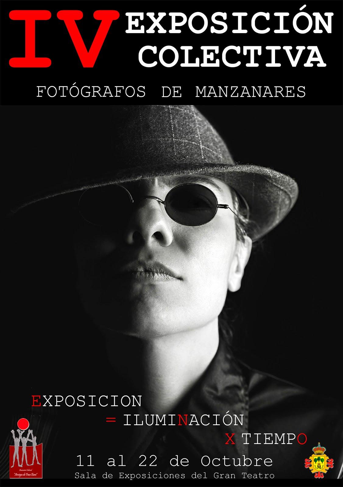 Exposición = Iluminación x Tiempo