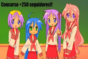 CONCURSO EN SHOUJO'S HOUSE