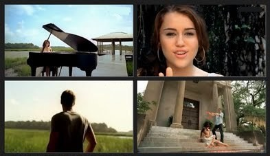 Miley Cyrus  on When I Look At You Miley Cyrus