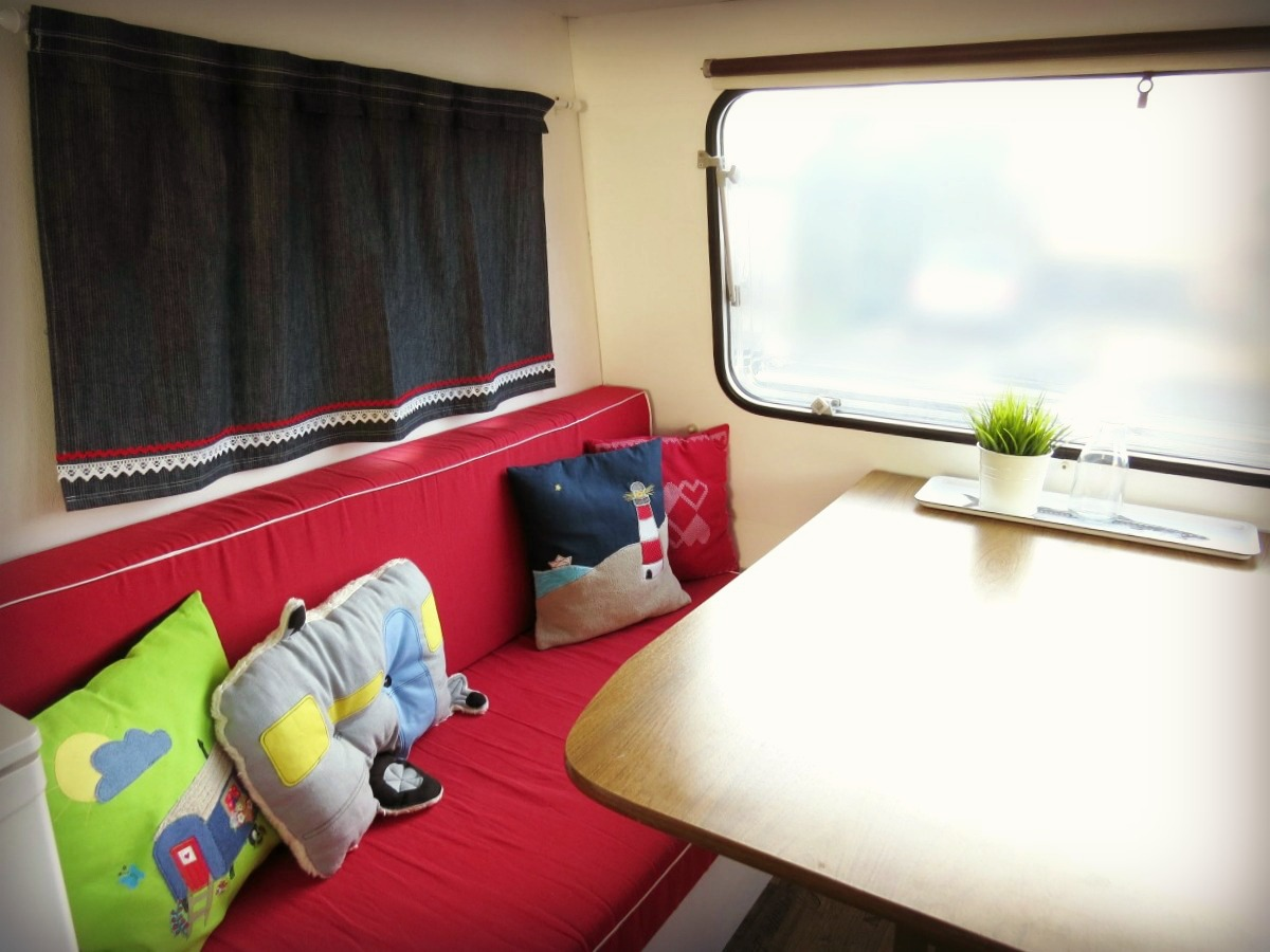 Kissen, Leuchtturm, Wohnwagen, Caravan, Tabbert, TN4500