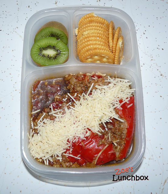 leftover stuffed pepper easylunchboxes