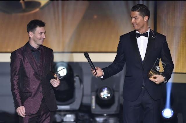 Cuộc chạy đua mục tiêu của CR7 và Messi