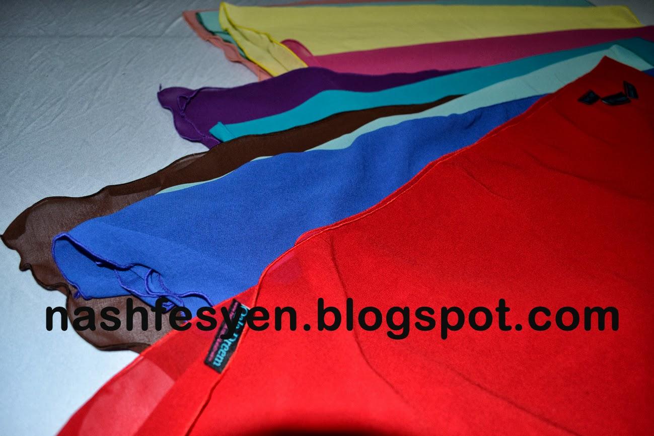 cara jahit shawl half moon 2 layer nash fesyen home design ideas