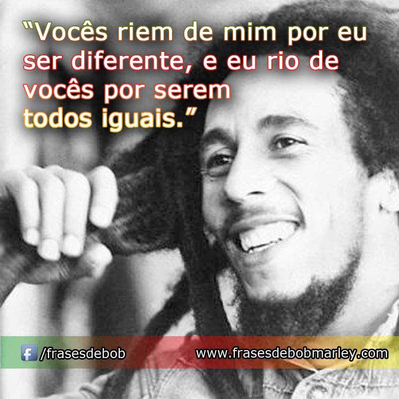 Frases de Bob Marley - Pensador - Frases, poemas e