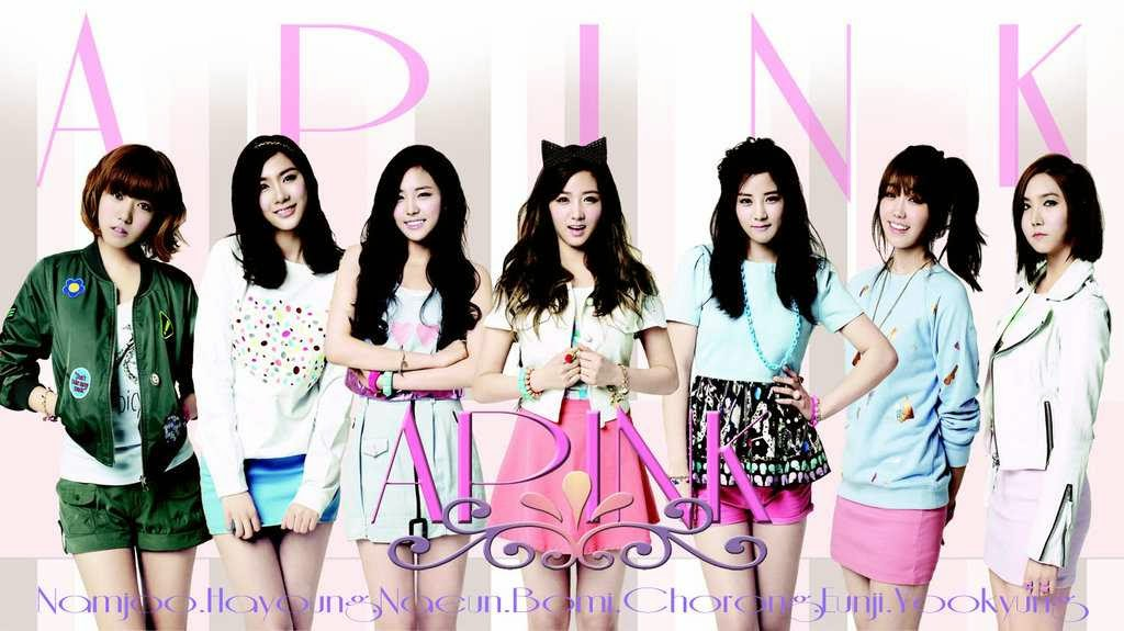 A-Pink HD wallpaper