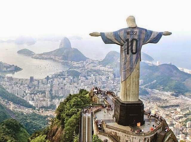 Debut con triunfo en el Mundial Brasil 2014: Argentina 2 - Bosnia 1