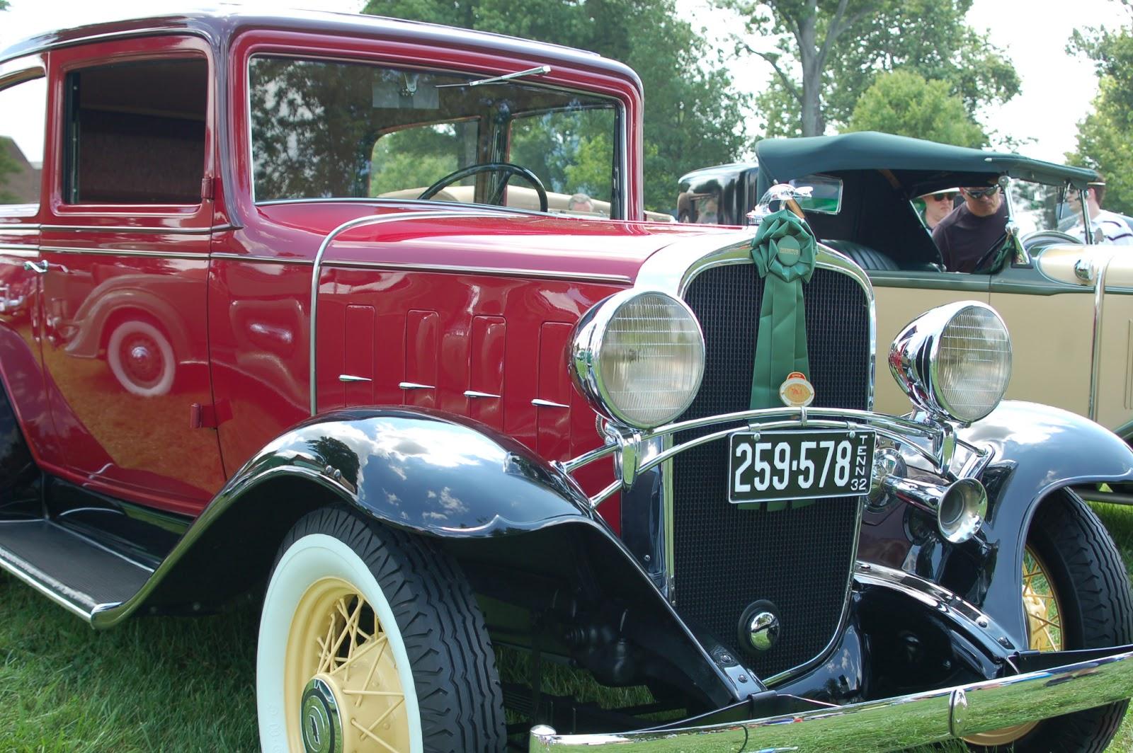 Turnerbudds Car Blog: Vintage Cars at Keenland