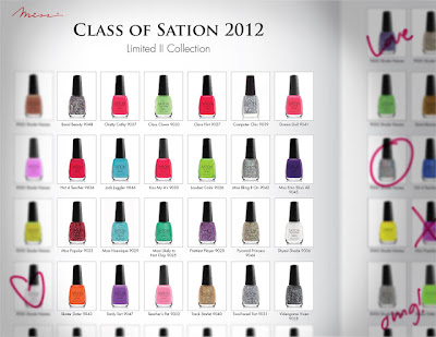 Miss Pro Nail Sation Class of Station 2012