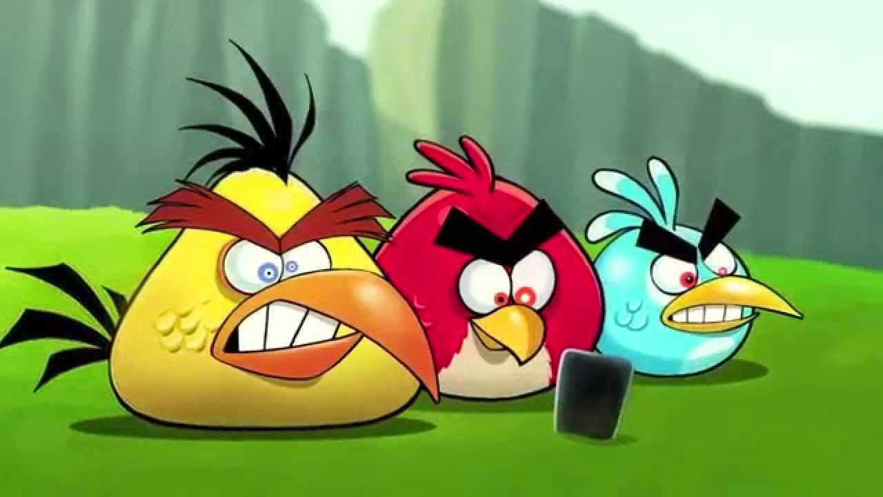 Angry Birds Desaparece