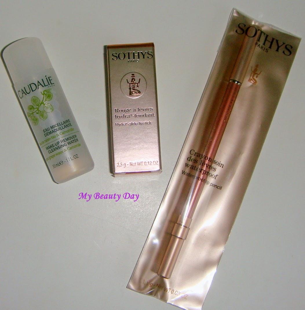 Caudalie масло для снятия макияжа отзывы