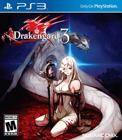 Drakengard 3 Video Game Download With Crack