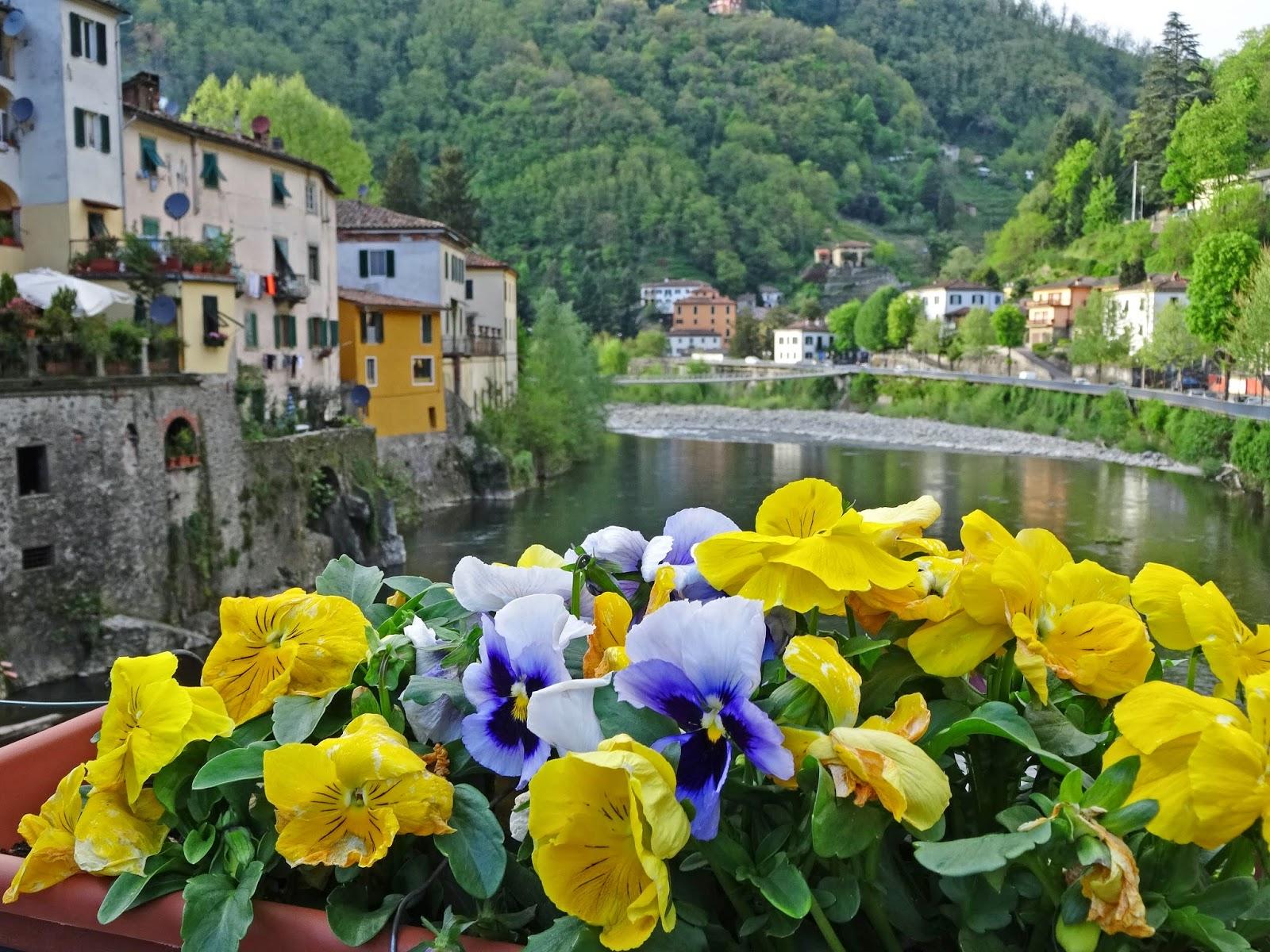 Joe\'s Retirement Blog: Bagni di Lucca and the Devil\'s Bridge, Lucca ...