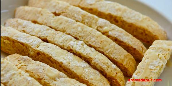 Resep Biscotti aromadapurdotcom